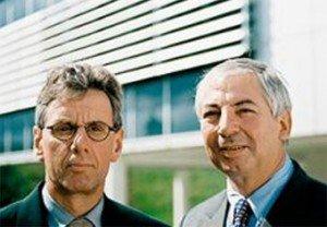 Die 3. Generation – Dr. Ernst Pöschl und Dr. Robert Engels