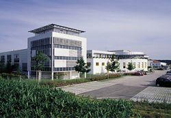Pöschl Firmenzentrale in Geisenhausen