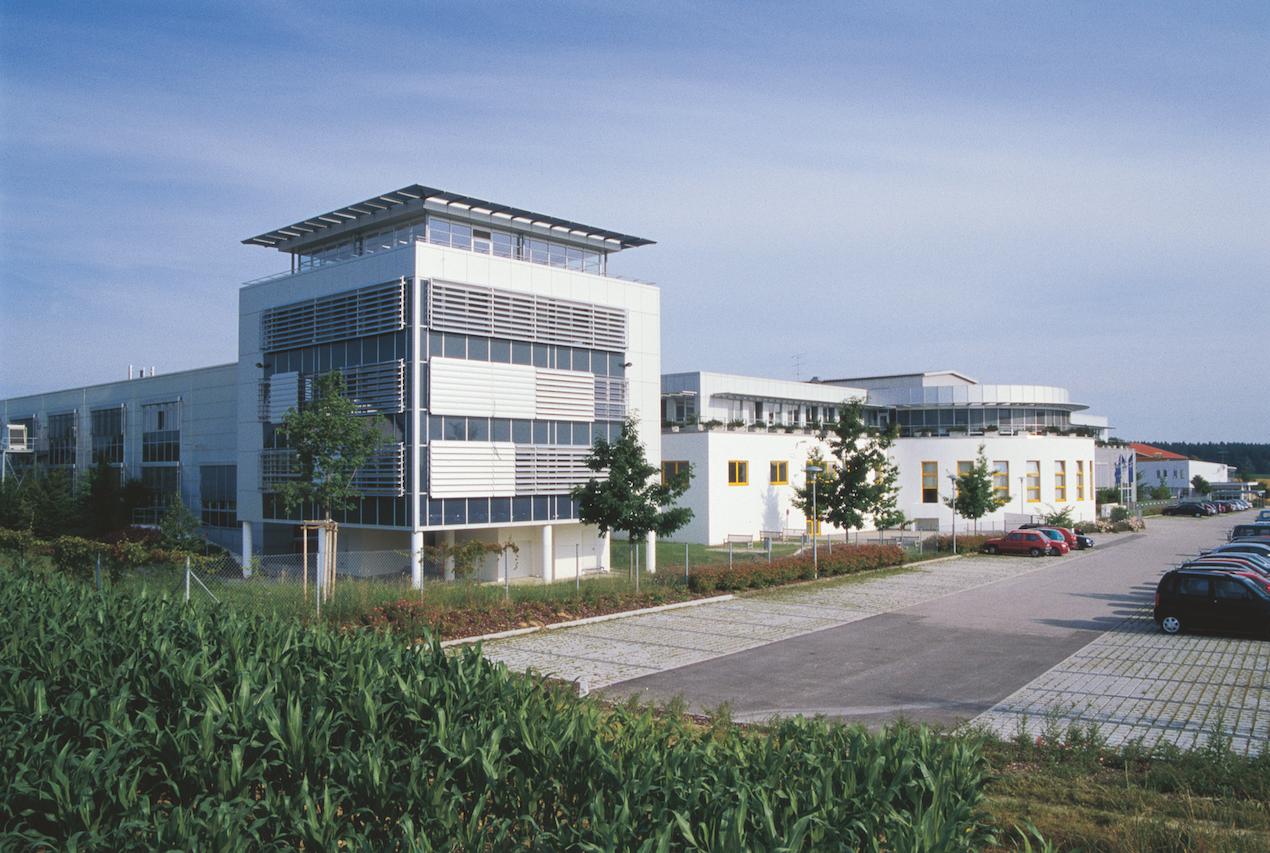 Zentrale in Geisenhausen